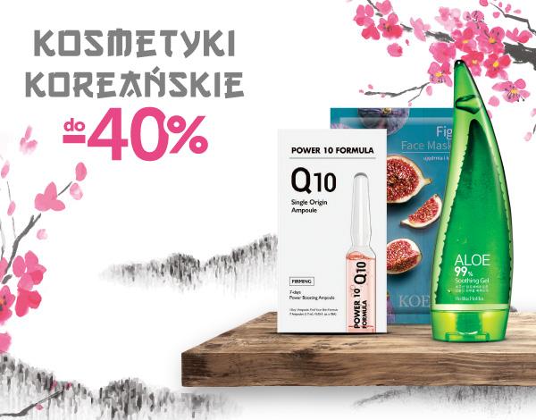 01-13.03 Kosmetyki koreańskie do -40%