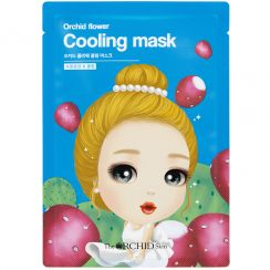 Maseczka do twarzy Orchid Flower Cooling Mask