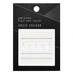 Naklejki do paznokci Self Nail Salon Deco Sticker Nr.8 Wedding Flower
