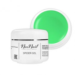 Spider Gel Neon Green