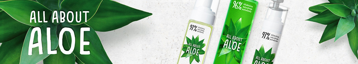 All About Aloe