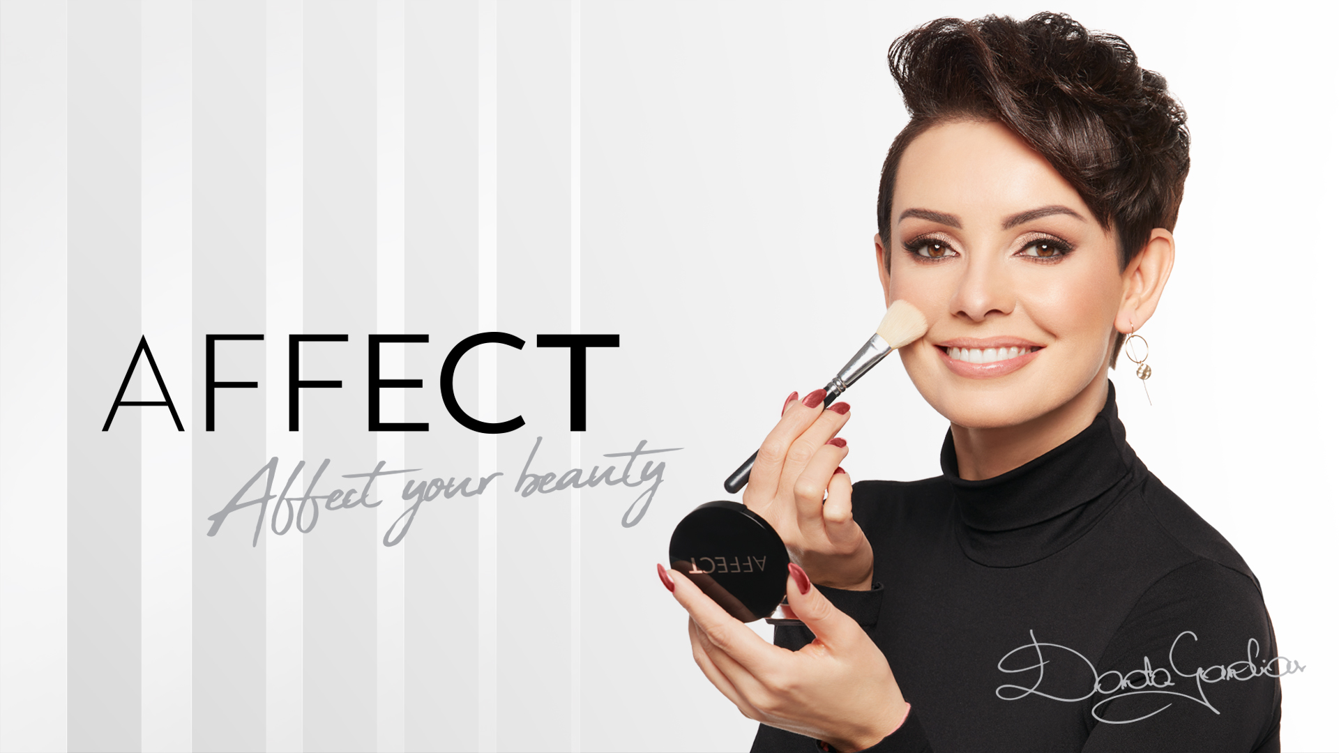 Poznaj ulubione produkty Doroty Gardias marki Affect!